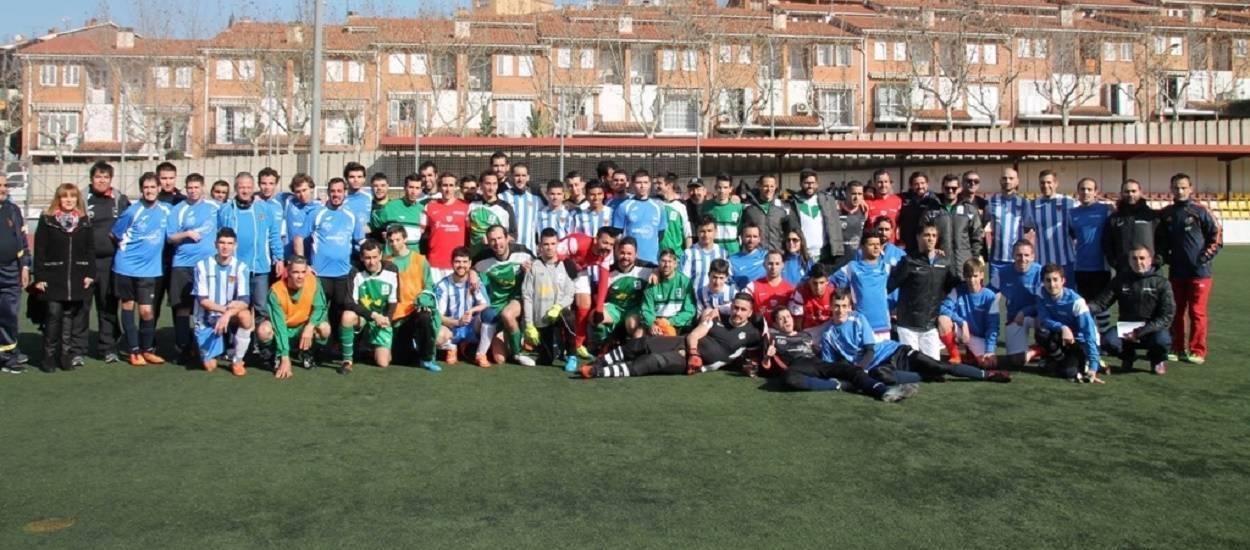La Fundació de la FCF, amb Disport Futbol Club