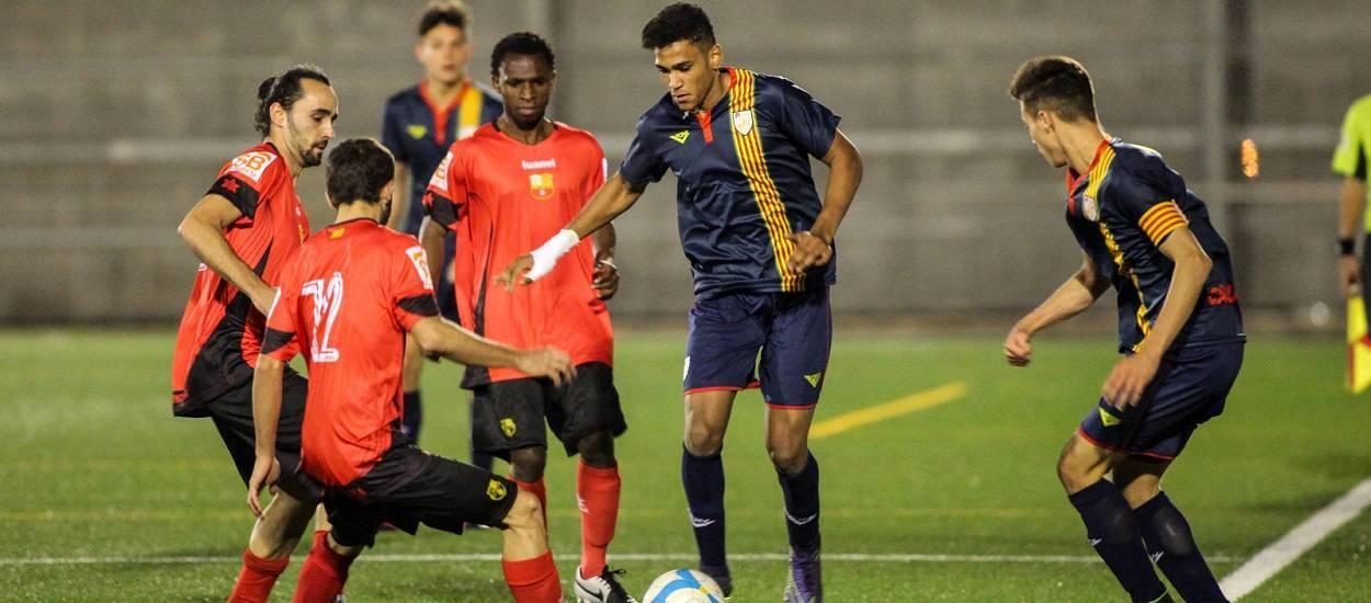 Cuatro catalanes convocados con la Selección sub 19 masculina española