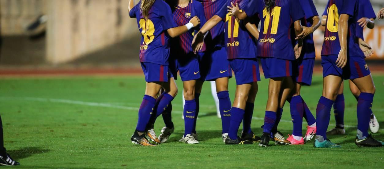 El futbol femení català, televisat