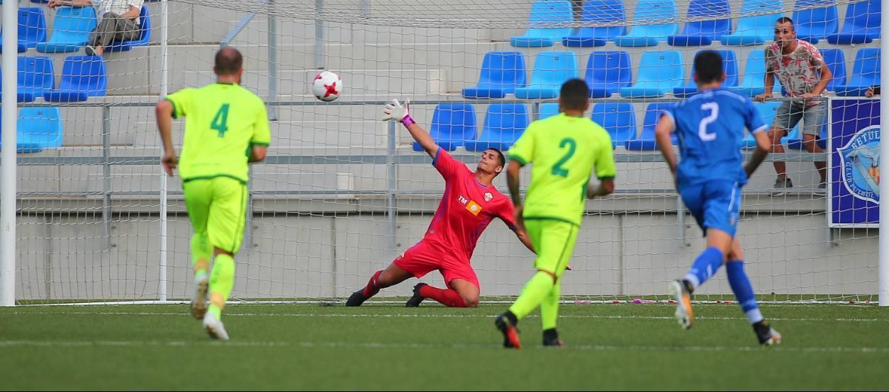 El Lleida i l'Olot passen la primera ronda de la Copa del Rei