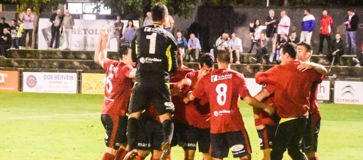 L'Olot i el Lleida fan un pas endavant a la Copa del Rei