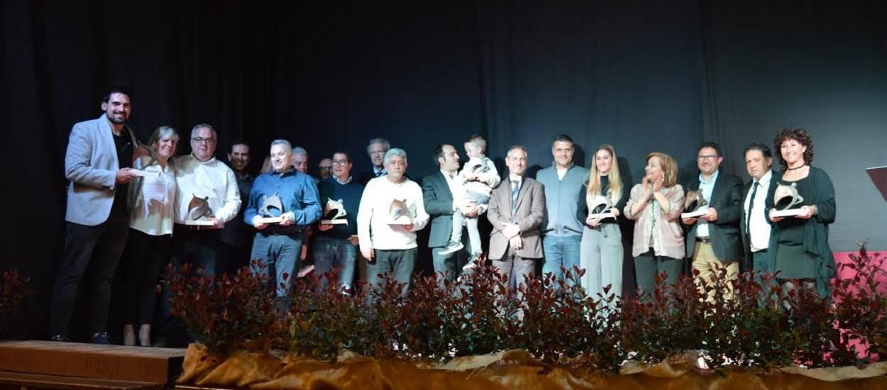 Representació institucional a la Gala de l'Esport de Viladecavalls