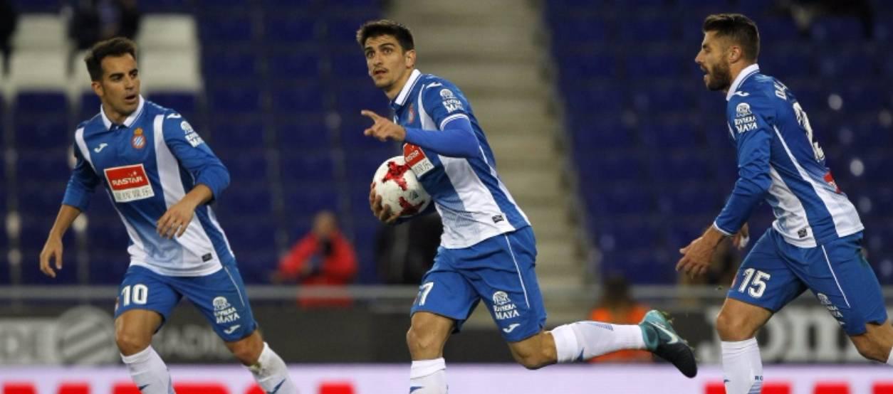 L'Espanyol remunta al Tenerife i accedeix als vuitens de final de la Copa del Rei