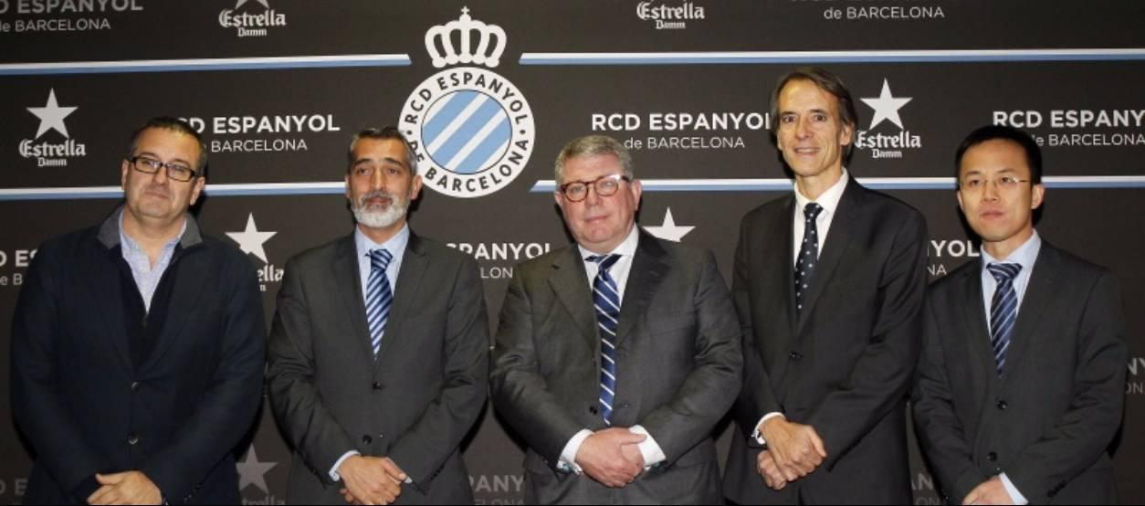 La Fundació de l'FCF assisteix al RCD Espanyol-Tenerife