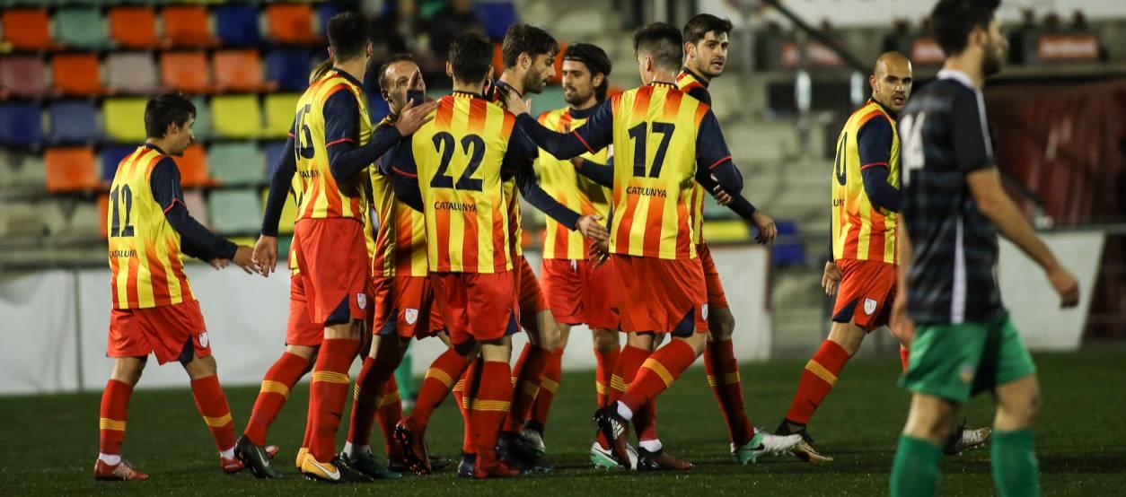 La CatUEFA, a punt i il·lusionada per la primera fase del campionat estatal
