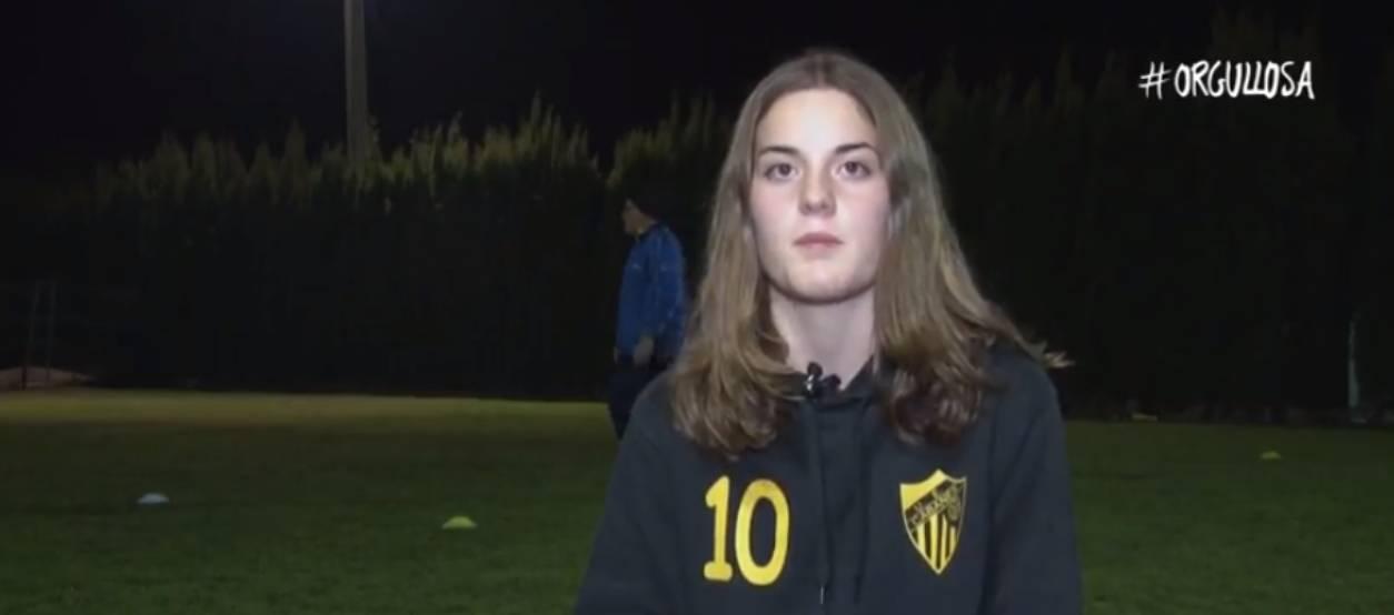 Entrevista a la jugadora de la UE Cabanes, Júlia Llanet
