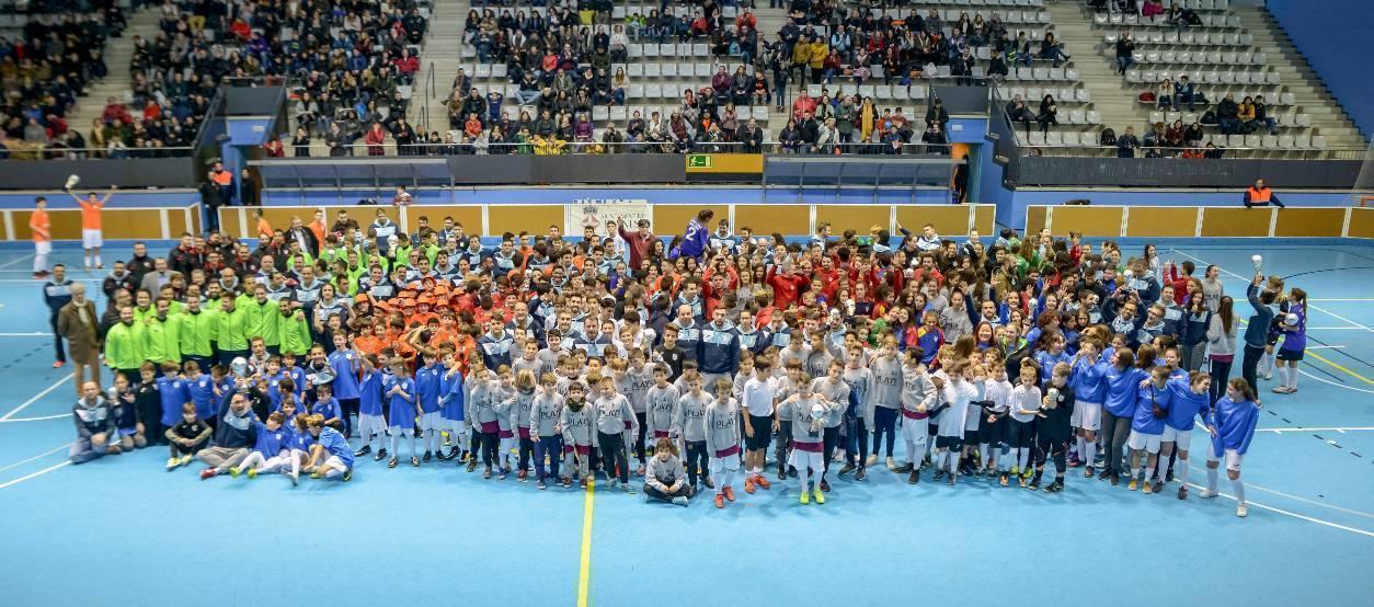 La classificació final de la 7a edició dels Campionats Comarcals