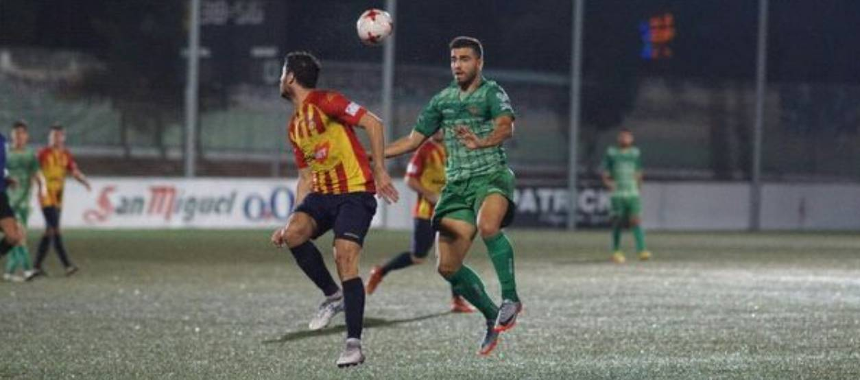El FC Vilafranca, campió de la fase autonòmica de la Copa RFEF