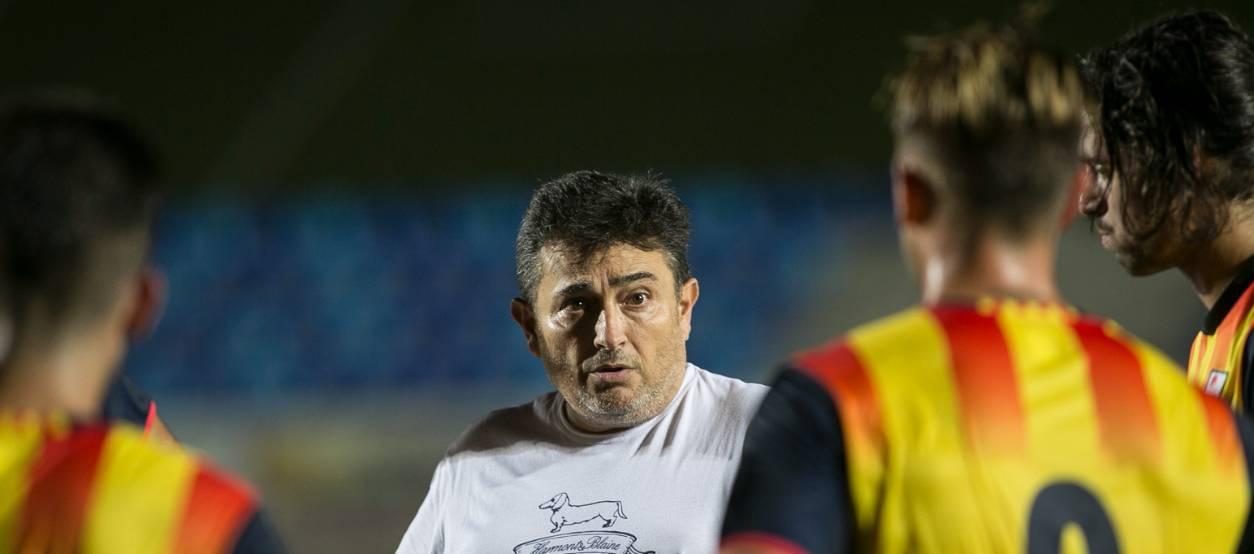 """Toni Almendros: """"L'objectiu és molt clar: ser campions d'Europa"""""""
