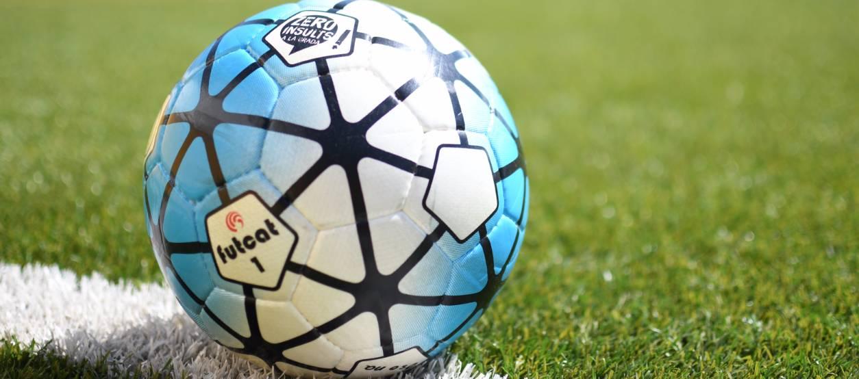 Dos partits de futbol femení es podran veure per televisió