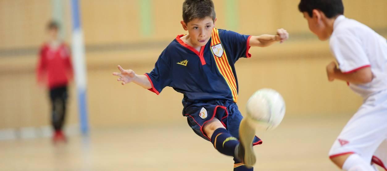 Les Seleccions Catalanes de Futbol Sala comencen a treballar