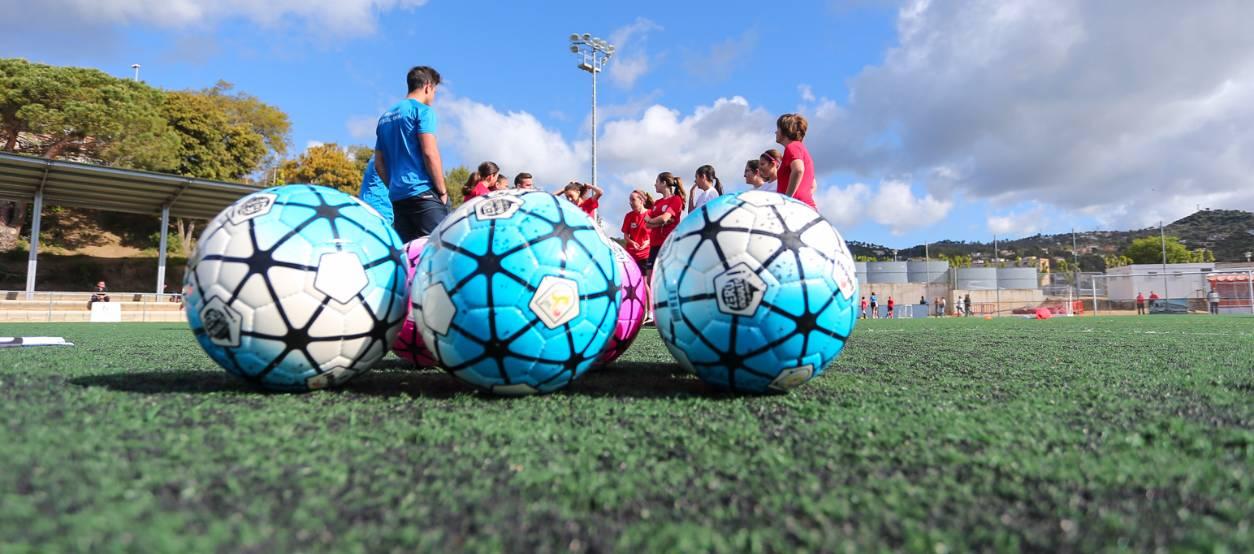 L'AEM - Barça, en directe pel web d'Esport3