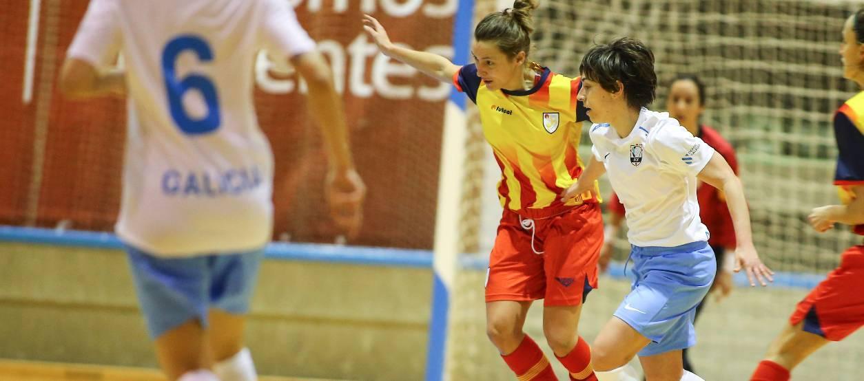 Berta Velasco torna a la llista de convocades per la selecció nacional femenina de futbol sala