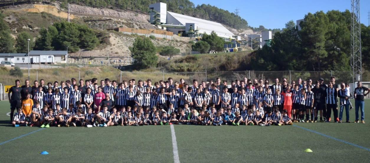 Presentació oficial dels equips del Centre d'Esports Súria