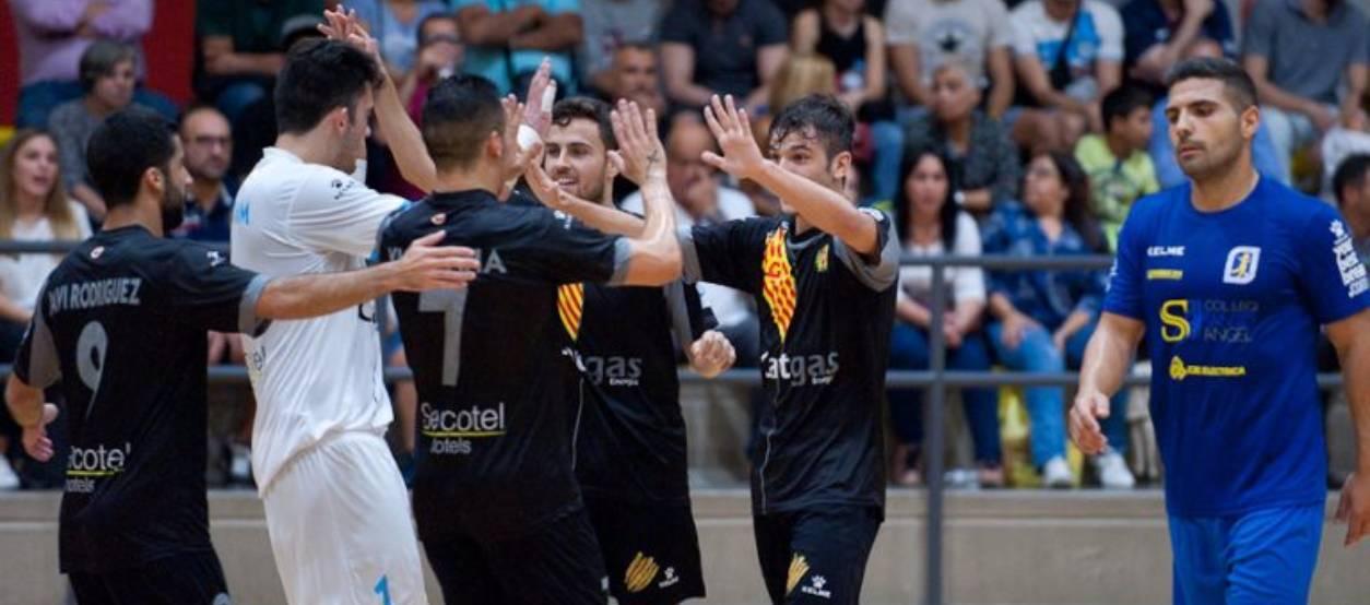 Duel català a la Copa del Rei de Futbol Sala