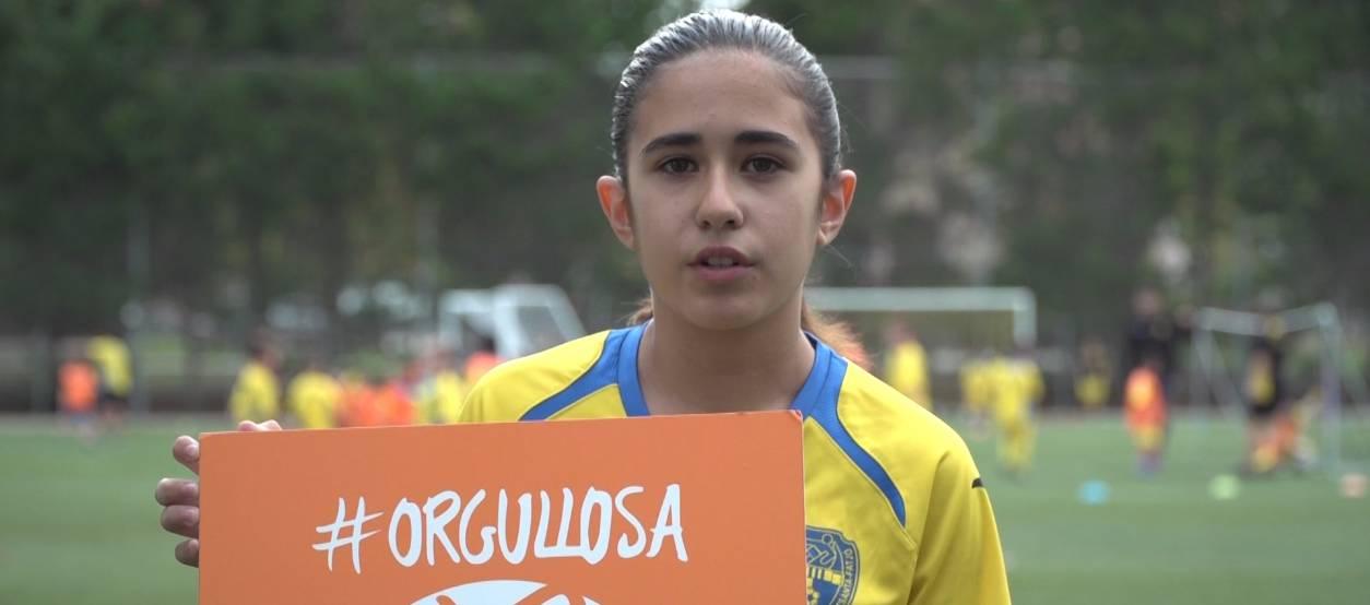 Entrevista a la jugadora del CD Fontsanta-Fatjó, Lorena González