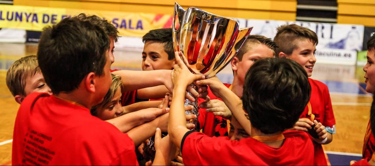 Inscripcions obertes per la Copa Catalunya de Futbol Sala