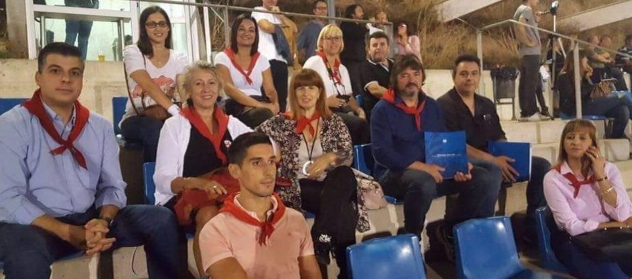 La Fundació de l'FCF col·labora en el I Torneig Solidari Festa de Tardor