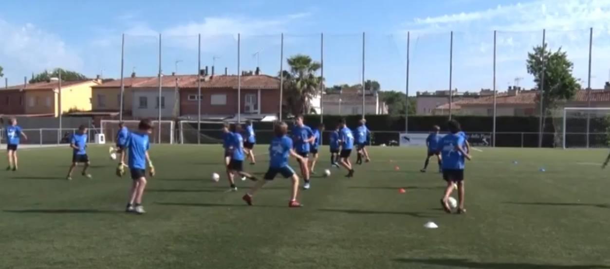 L'Atlètic Sant Ponç, vocació pel futbol formatiu des de 1969