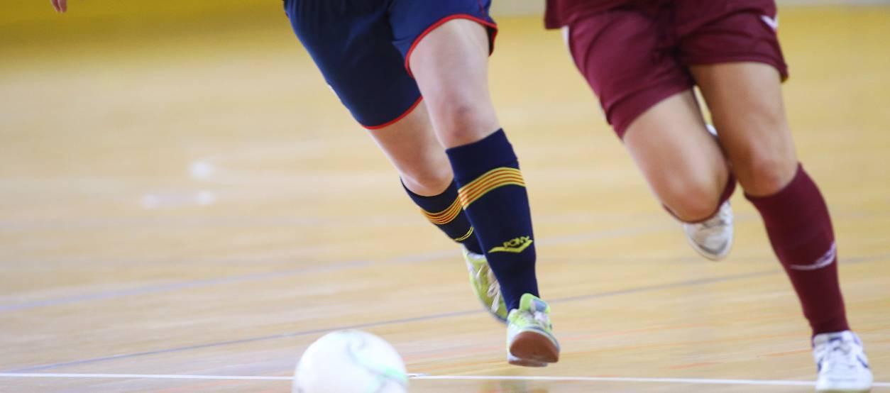 Adjudicades a l'FCF tres fases dels Campionats d'Espanya de Futbol Sala