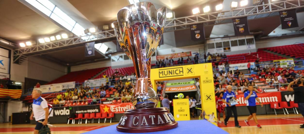 Inscrits 1.087 equips a la Copa Catalunya  de Futbol Sala