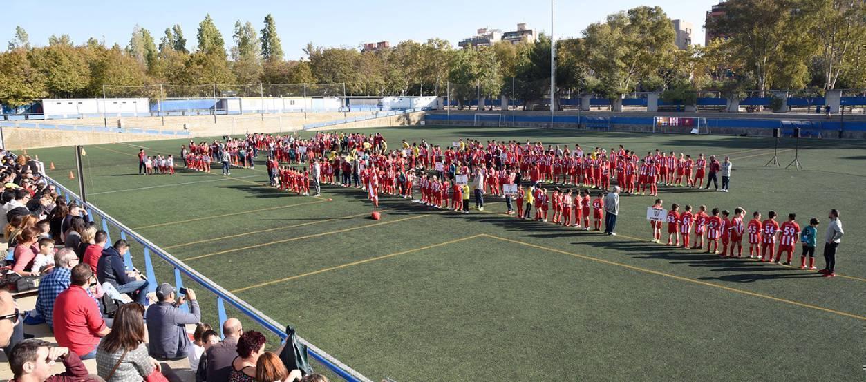 Presentats els equips base de l'Alzamora CF
