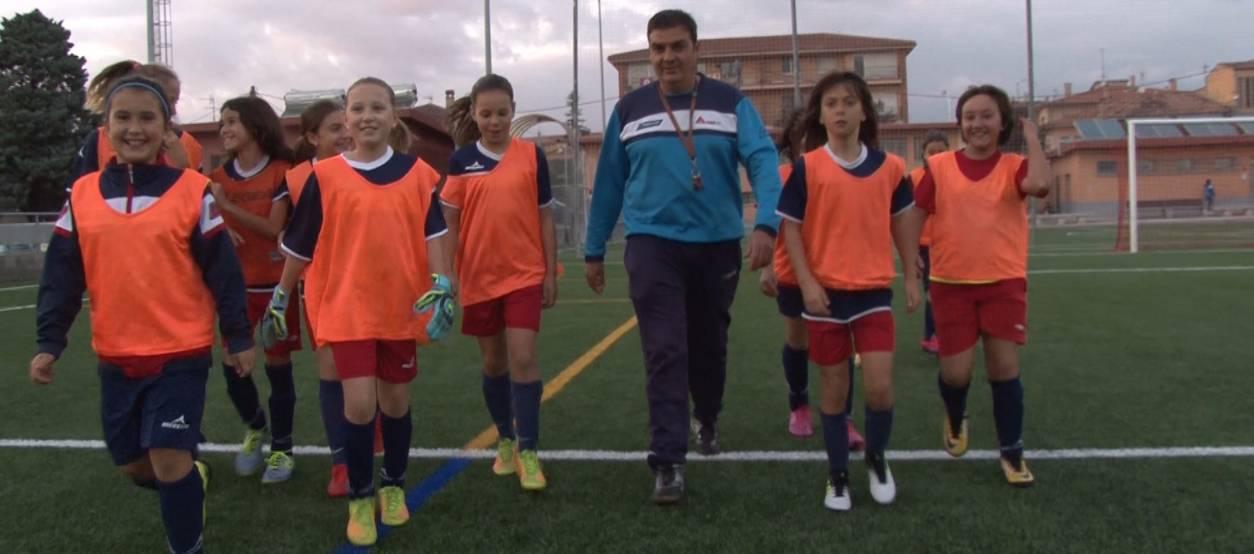 L'OAR Vic, igualtat entre futbol masculí i femení