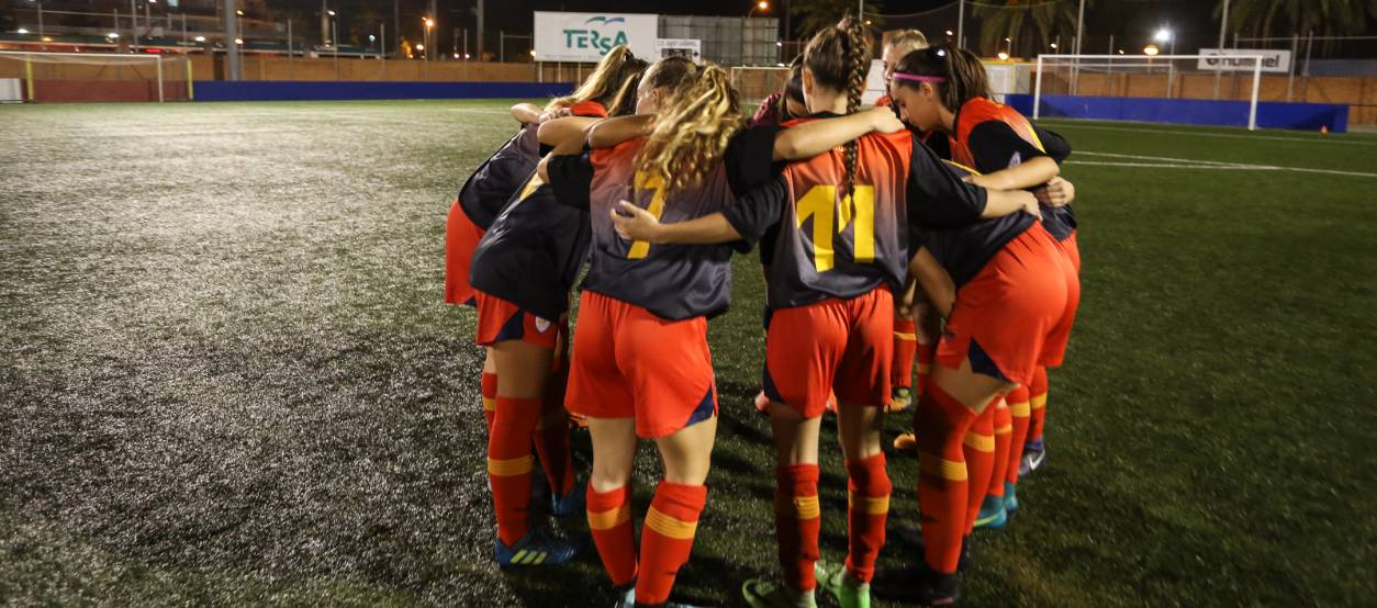 Vilafranca del Penedès acollirà la primera fase del campionat estatal femení
