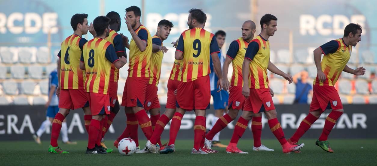 Sant Boi de Llobregat, seu de la primera fase de la Copa de les Regions UEFA