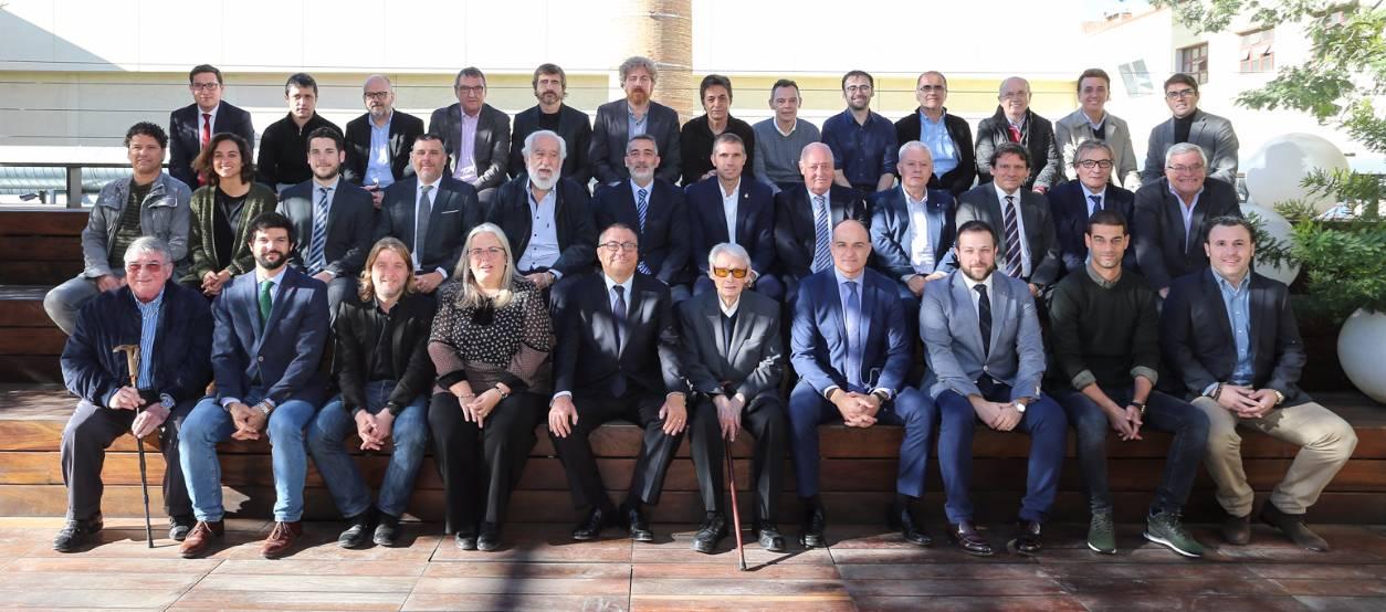 Sergi Roberto i Alèxia Putellas, millors jugadors catalans de la temporada 2016-17