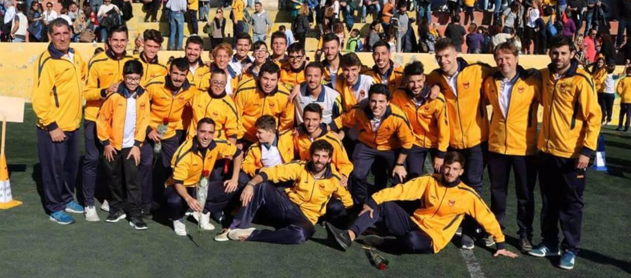 Presentats els equips de la UD Cirera