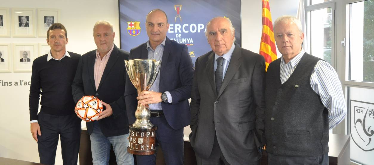 La Supercopa de Catalunya es trasllada al mes de març