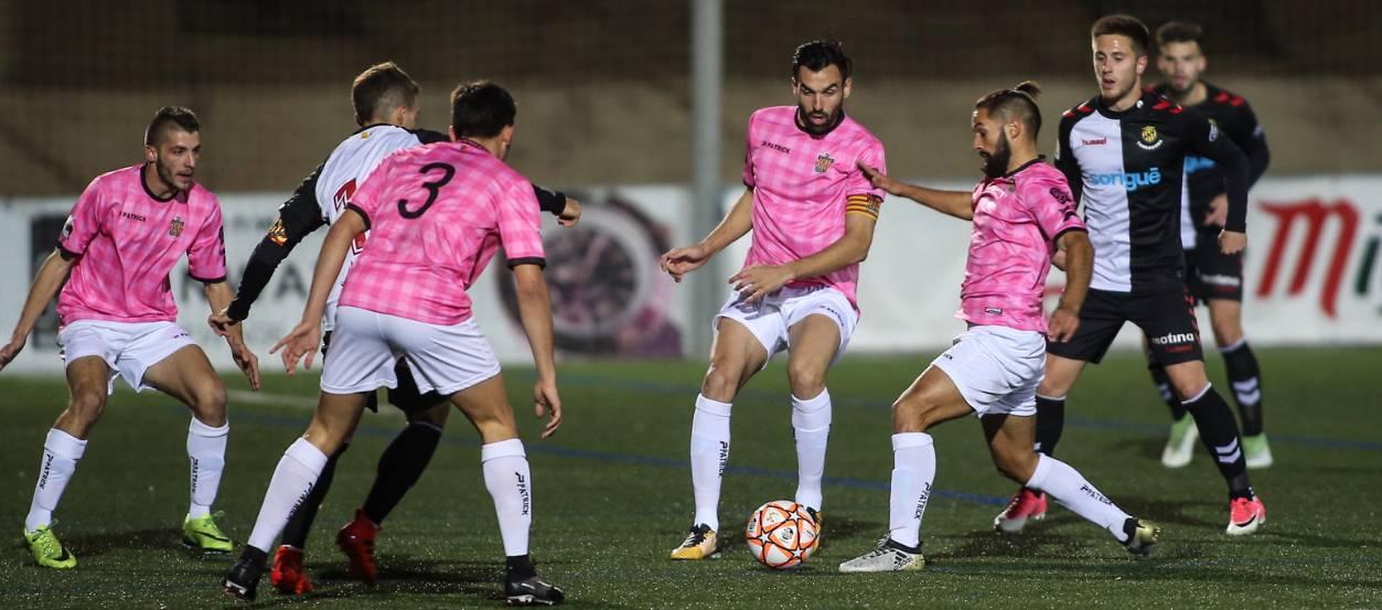 El Cornellà, primer finalista de la Copa Catalunya Absoluta