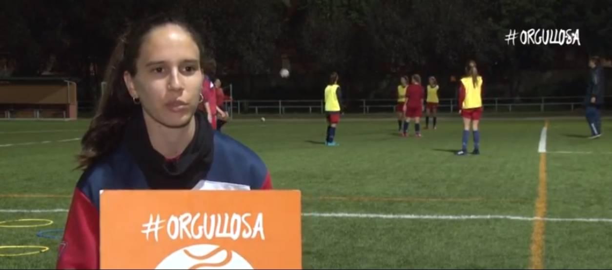Entrevista a la jugadora de l'OAR Vic, Mar Parareda