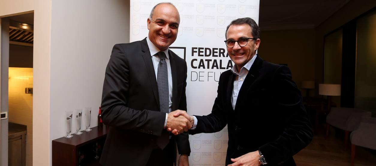 L'FCF i Tv3 signen un conveni per promoure #Orgullosa