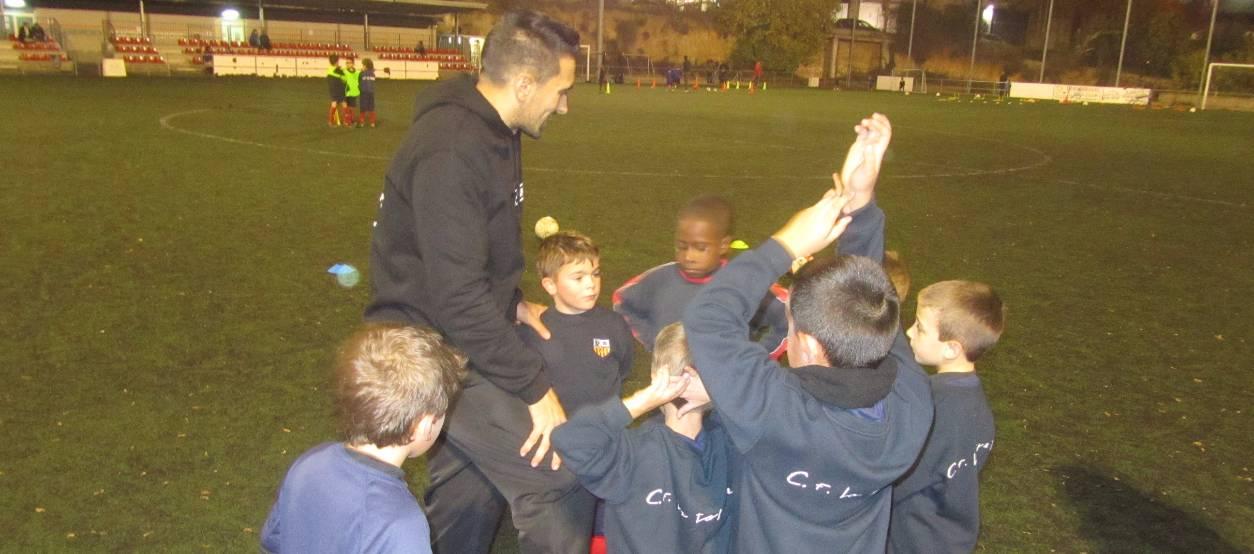 El CF La Torreta, una escola de futbol i vida