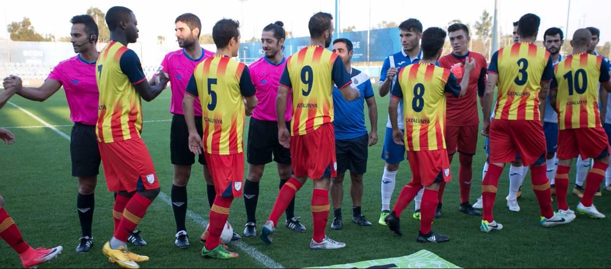 La CatUEFA disputarà un nou partit amistós davant el Martinenc