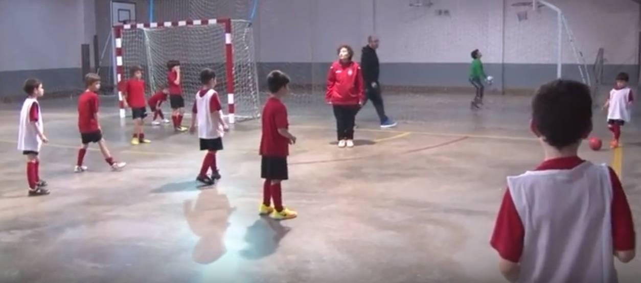 El Club Esportiu González-Serra promou el respecte com a valor primordial