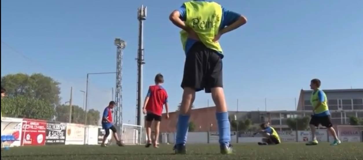 El CE Olímpic Móra d'Ebre, un treball col·lectiu i constant per superar l'individualisme