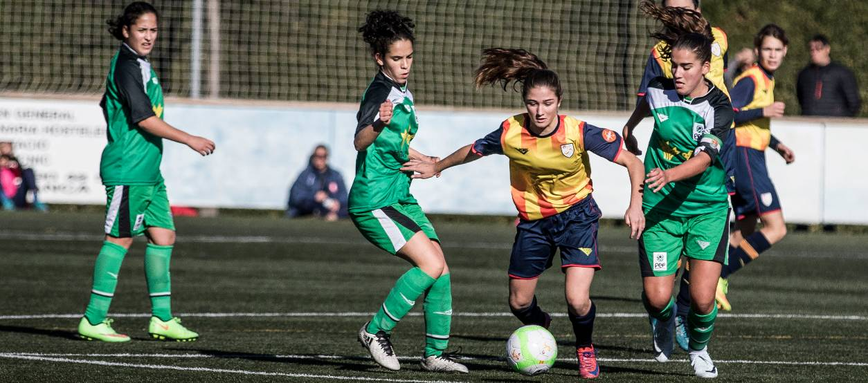 Empat agredolç en el debut de Catalunya davant Extremadura