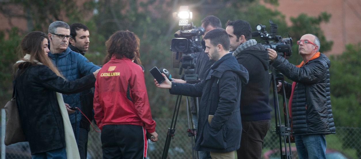 Esport3 oferirà en directe el partit de la Selecció Catalana Absoluta Femenina davant Navarra