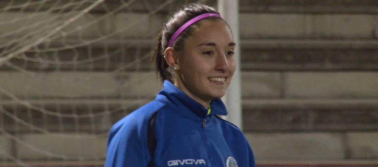 Entrevista a la jugadora del CF Igualada, Jana Marimón