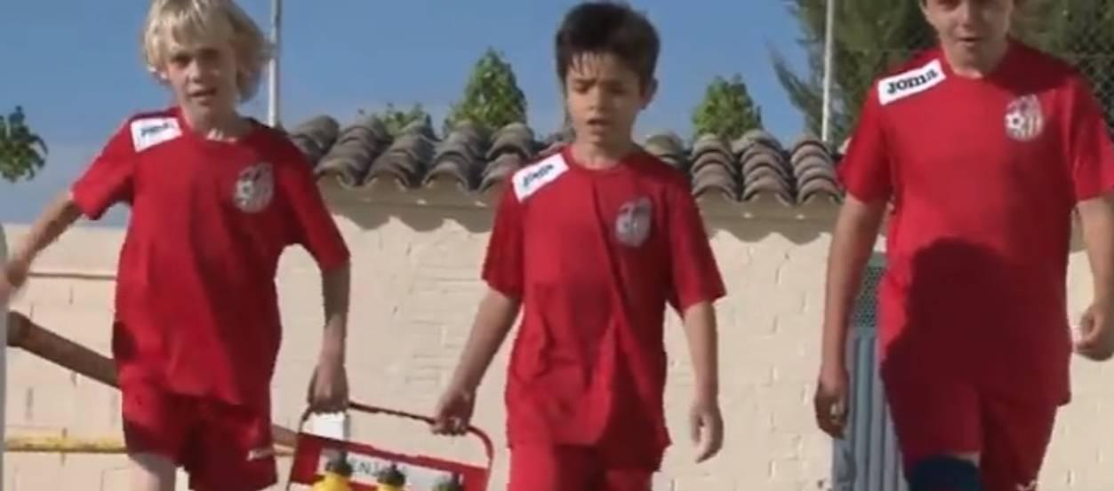 L'Escola de Futbol Bellpuig CE, impuls permanent al futbol formatiu