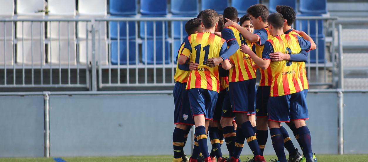 Nou catalans convocats amb la selecció espanyola sub 17 i sub 19