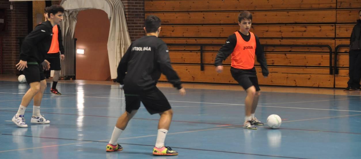 La Selecció Catalana sub 19 masculina de futbol sala es concentra a Sant Sebastià
