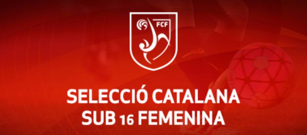 Convocatòria d'entrenament sub 16 femenina: 16.1.18