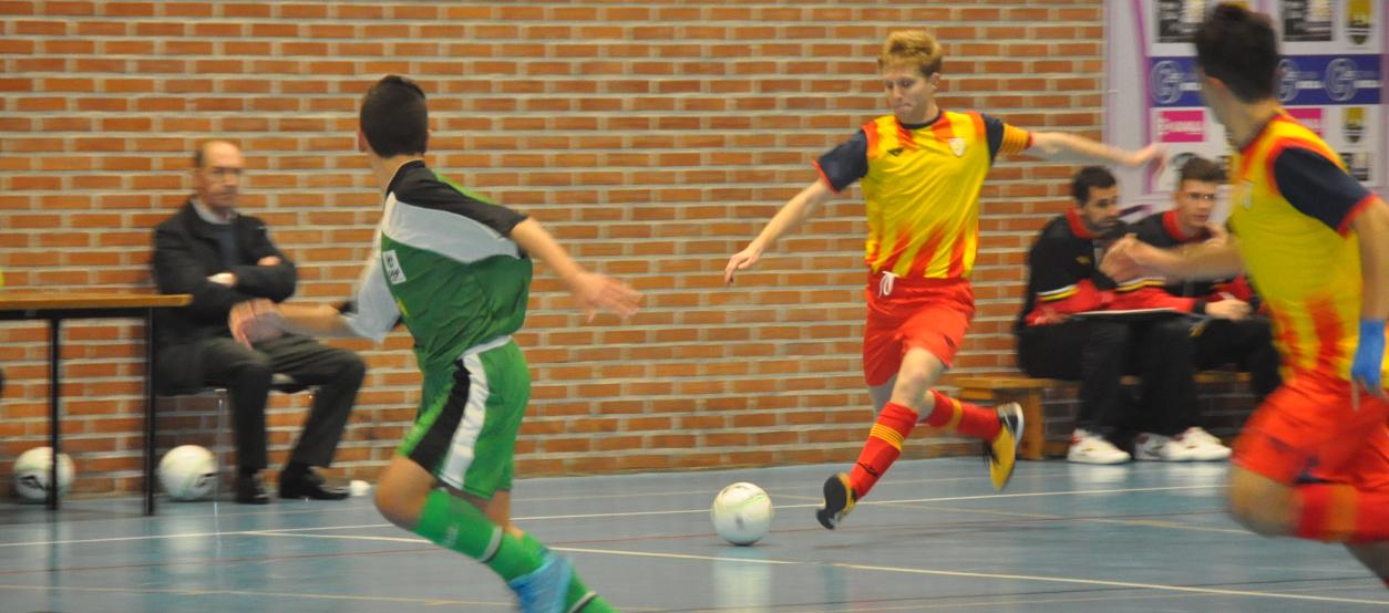 Plàcida victòria en el debut de la sub 19 masculina davant Extremadura
