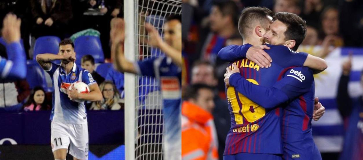 El Barça i l'Espanyol, als quarts de final de la Copa del Rei
