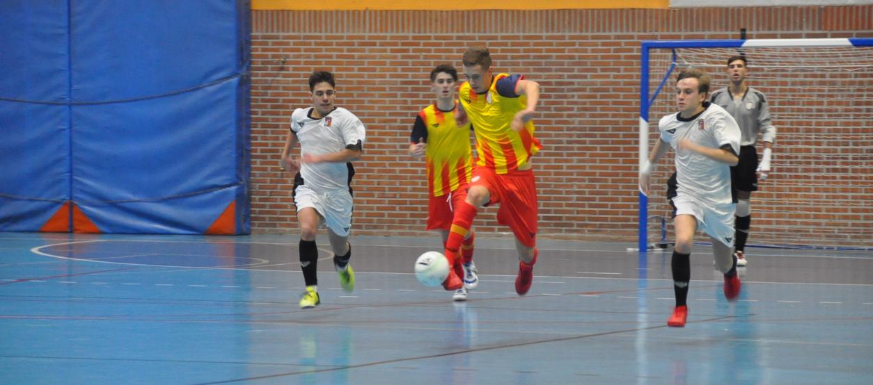 Un joc pausat i intel·ligent donen la victòria a la sub 19 masculina davant les Illes Balears