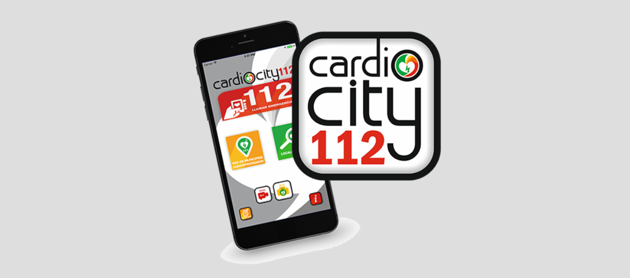 L'app Cardiocity 112, clau per salvar vides al futbol